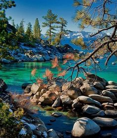 Lake Tahoe, Nevada,