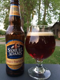 Samuel Adams 'Harvest Pumpkin' Ale