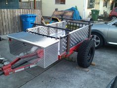 1000+ ideas about Utility Trailer on Pinterest | Trailers, Off ...