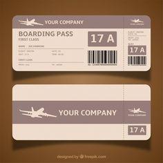 Event Ticket Template, Passport Template, Layout Template, Templates, Boarding Pass Template, International Passport, Ticket Design, Airline Travel, Air Tickets