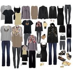 6cbbf3e1029 Travel Clothes - Good idea of what items to bring Travel Wear