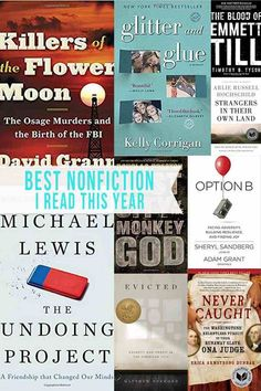 The 10 Best Non Fiction Books I Read in 2017