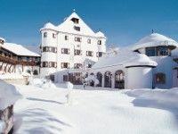 #WINTERURLAUB #Family Hotel Schloss Rosenegg in Fieberbrunn #günstig #UNTERKUNFT www.winterreisen.de