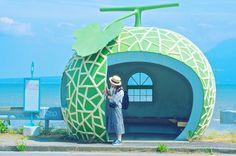 【長崎県】フルーツバス停
