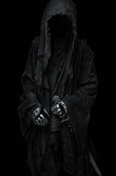 Witch King nazgul costume - Google Search