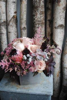 pink reception wedding flowers, wedding decor, pink wedding flower centerpiece, pink wedding flower arrangement, add pic source on comment and we will update it. Deco Floral, Arte Floral, Floral Design, Fall Wedding Colors, Floral Wedding, Wedding Flowers, Trendy Wedding, Wedding Ideas, Wedding Centerpieces