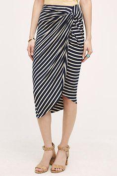 Isala Wrap Skirt