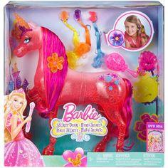 Barbie Soft Feature Unicorn