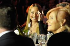 Pin for Later: Get a Really Good Look at Mariah Carey's Massive Engagement Ring