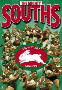 South Sydney Rabbitohs Rugby League Rabbits In Australia Nrl