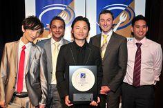Sydney Metropolitan Awards for Excellence 2009. Luke Nguyen Red Lantern Restaurant