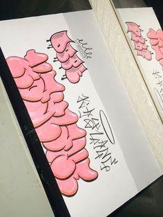 Graffiti Artwork, Graffiti Drawing, Graffiti Lettering, Graffiti Designs, Graffiti Styles, Arte Cyberpunk, Funky Art, Art Drawings Sketches, Character Drawing