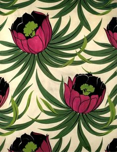Collection of Approx. 200 Original Hand Painted Textile Designs image 8