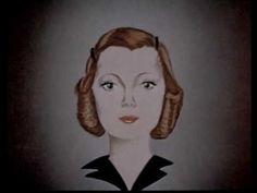 Vintage 1940's Makeup Tutorial