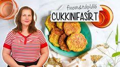 Cukkinifasírt recept ◾ EGYSZERŰ CUKKINI RECEPTEK Dog Food Recipes, Pets, Turmeric, Animals And Pets