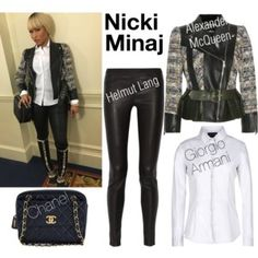 Get the Look: Nicki Minaj