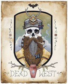 Dead Man's Tales: A New Solo Exhibition by Derek Nobbs