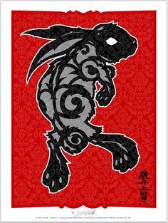 """""""Rabbit"""" by Jeral Tidwell"""