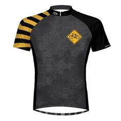 """the last ones Primal Wear cycling jersey """"Detour"""" only Bike Wear, Cycling Wear, Cycling Jerseys, Cycling Bikes, Cycling Outfit, Cycling Clothes, Primal Wear, Bike Shirts, Bike Style"""