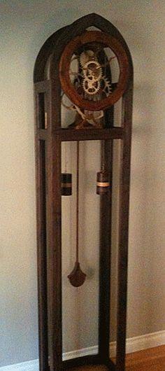 clayton boyer clock plans pdf