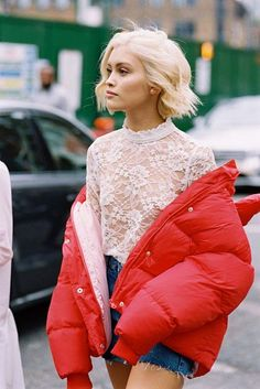 London Fashion Week SS 2017....Sarah