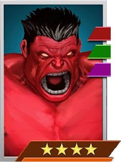 """#Red #Hulk #Fan #Art. (Red Hulk (Thunderbolt Ross) Marvel Puzzle Quest) By: AMADEUS CHO! (THE * 5 * STÅR * ÅWARD * OF: * AW YEAH, IT'S MAJOR ÅWESOMENESS!!!™)[THANK Ü 4 PINNING<·><]<©>ÅÅÅ+(OB4E)(IT'S THE MOST ADDICTING GAME ON THE PLANET, YOU HAVE BEEN WARNED!!!)(YOU WANT TO FIND THE REST OF THE CHARACTERS, SIMPLY TAP THE """"URL"""" HERE:  https://www.pinterest.com/ezseek/puzzle-quest-art/ (THANK YOU FOR DOING ALL YOUR PINNING AT: HERO WORLD!)"""