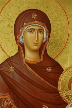 Religious Icons, Religious Art, Our Lady Of Rosary, Roman Church, Russian Icons, Byzantine Art, Orthodox Christianity, Virgin Mary, Orthodox Icons