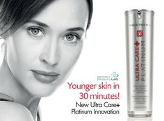 Platinum Serum www.nutrimetics.c... Botox in a bottle, a must have this season and every season #Nutrisummer