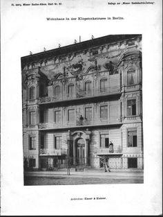 Berlin in alten Bildern - Seite 9 - Berlin - Architectura Pro Homine