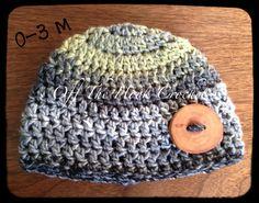 mineral Crochet Hooks, Mineral, Beanie, Hats, Fashion, Crochet, Moda, Hat, Fashion Styles