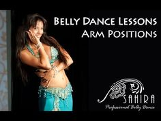 Belly Dance Lessons - Figure 8 Hips - YouTube