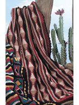 Navajo Triangle Strips..free pattern