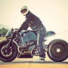 Cherry'sCompany -BMW R Nine T Custom Project