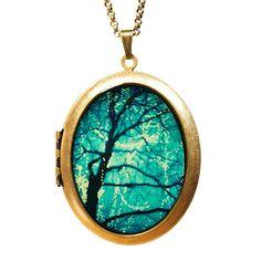 Fab.com   Twinkle Locket Necklace