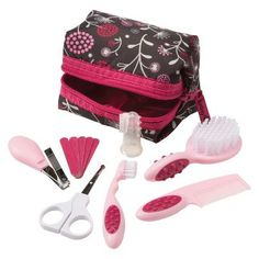 Safety 1st Baby Care Kit - Pink