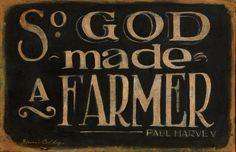New Country Primitive SO GOD MADE A FARMER Floor Mat Area Rug Non Skid USA #Crossroads #Country