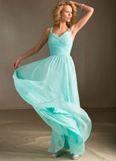 This alluring Angelina Faccenda 20412 luxe chiffon bridesmaids dress is  perfect for your special day. The thin ad2ea5502263