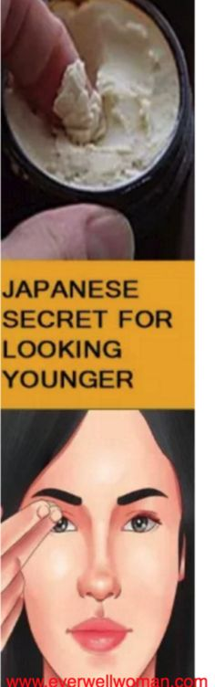 Try this Japanese secrete to look younger(Instructions given) – Toned Chick