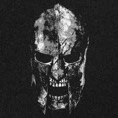 Spartan Skull T-Shirt – USAMM