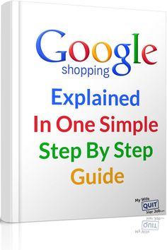 Google Shopping, Step Guide, Get Started, 10 Years, Ecommerce, Facts, Running, Simple, Tips