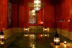 Baños Aire de Sevilla..lugar perfecto para relajarte