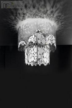 LUCE da VIVERE Bubbles Lampe Deckenlampe Groß