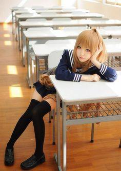 Toradora! | Taiga Aisaka