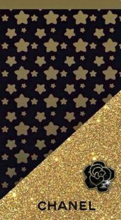 Computer Wallpaper, Cellphone Wallpaper, New Wallpaper, Black Wallpaper, Screen Wallpaper, Wallpaper Backgrounds, Iphone Backgrounds, Iphone Wallpapers, Chanel Wallpapers