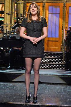 4668d06f5ce  SNL  best host poll  How will you remember Dakota Johnson s first time
