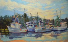 go your own way by Dottie T Leatherwood Go Your Own Way, Boat Art, Charleston, Gallery, Artwork, Painting, Oil, Work Of Art, Roof Rack