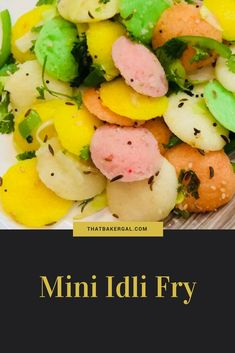 Mini Idli Fry: Mini tempered idlis are a wonderful way to serve idlis. Makes for a delicious and healthy breakfast. Best Breakfast Recipes, Brunch Recipes, Group Meals, Family Meals, Idly Recipe, Vegetarian Fast Food, South Indian Food, International Recipes, Food Hacks