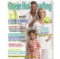 Voorblad: Desember 2012 http://www.goodhousekeeping.co.za/af/category/subscribe/