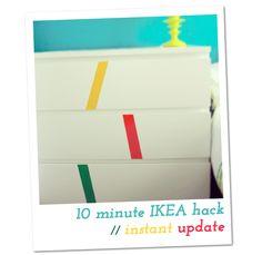A Ten Minute IKEA Hack