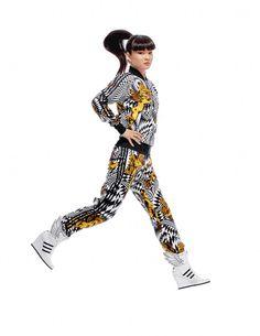 +++ Adidas Originals X Jeremy Scott Fall-Winter 2013-2014 +++